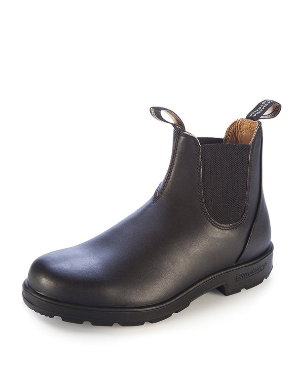 610 Classic Elastic Side Boot - Black
