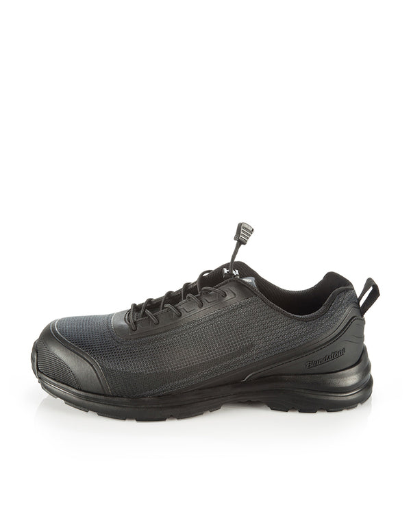795 Safety Shoe - Black