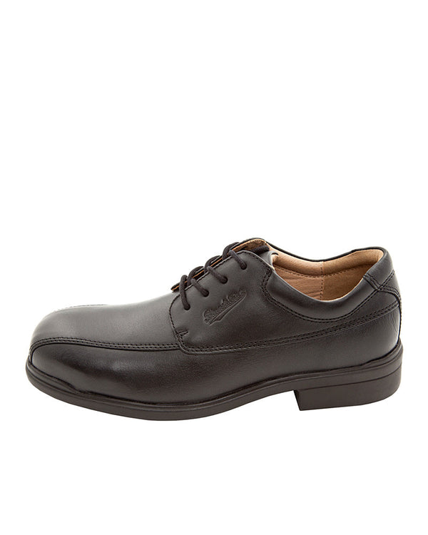 Style 780 Lace Up Executive Safety Shoe - Black