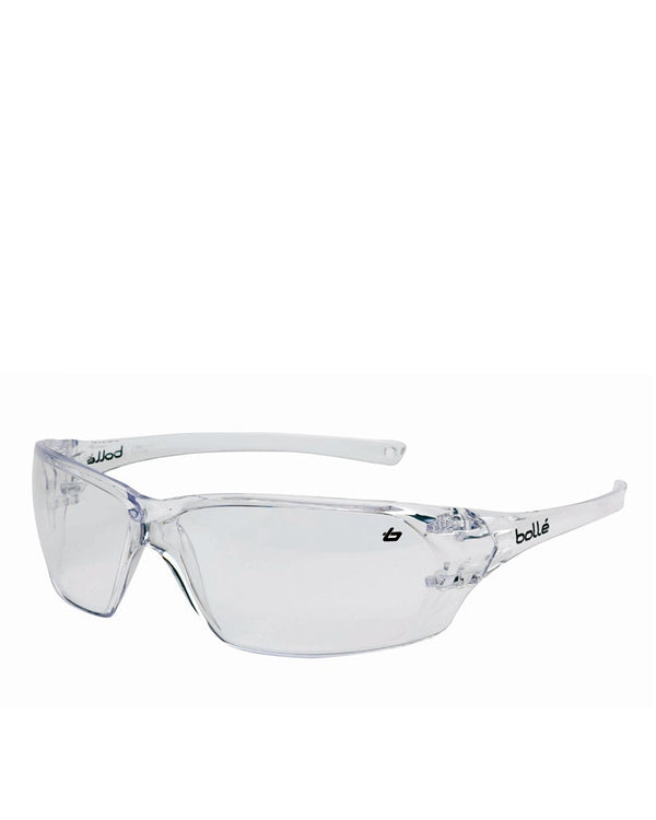 Prism Safety Glasses Clear Lens - Clear