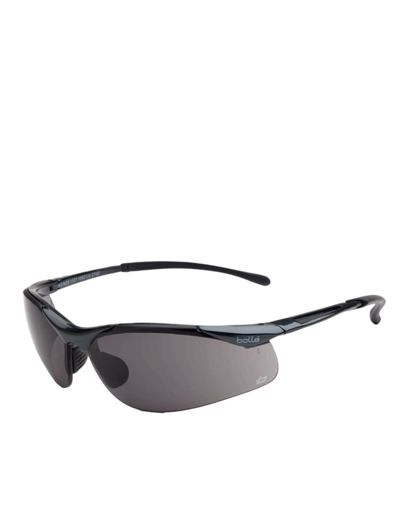 Sidewinder Safety Glasses Smoke Lens - Smoke