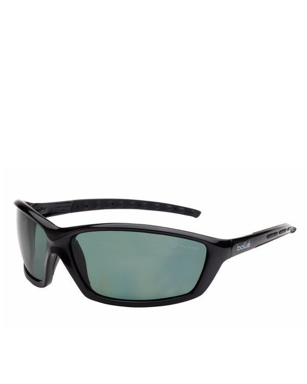 Prowler Polarised Safety Glasses Grey Lens - Grey