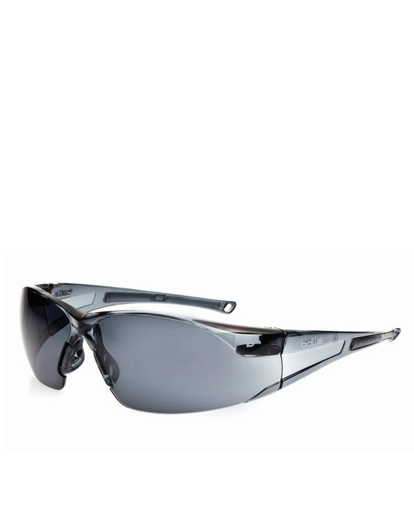 Rush Safety Glasses Smoke Lens - Smoke