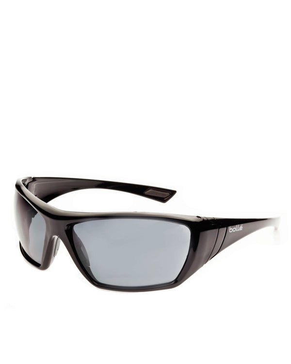 Hustler Safety Glasses Smoke Lens - Smoke