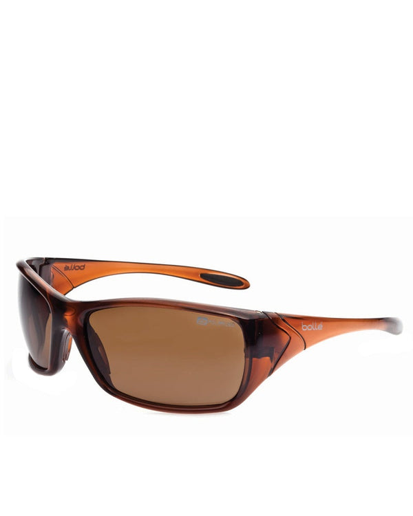 Voodoo Polarised Safety Glasses Brown Lens - Brown