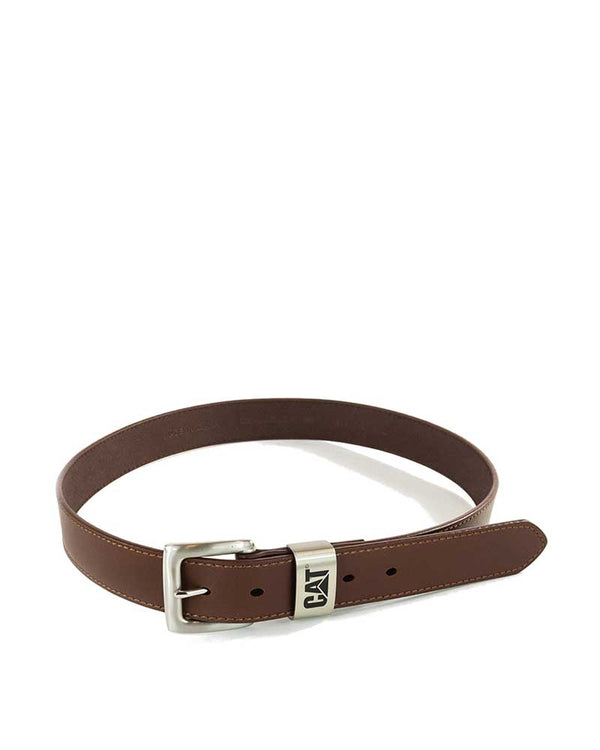 Calderwood Leather Belt - Brown