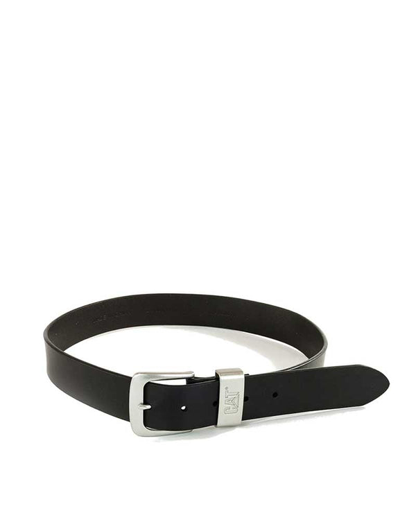 Madison Leather Belt - Black
