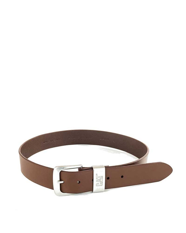Madison Leather Belt - Brown