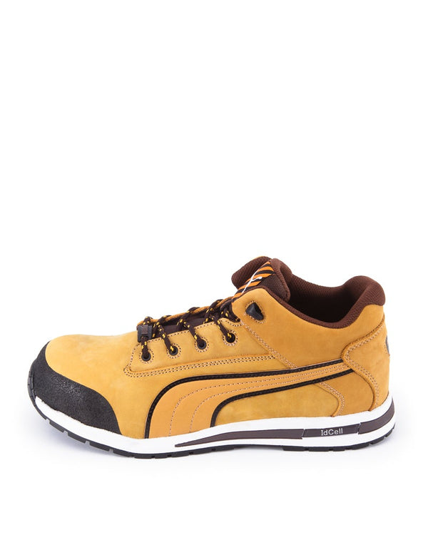 633187 Dash Safety Shoes - Wheat
