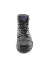 Style 313 Workfit Lace Up Boot - Black
