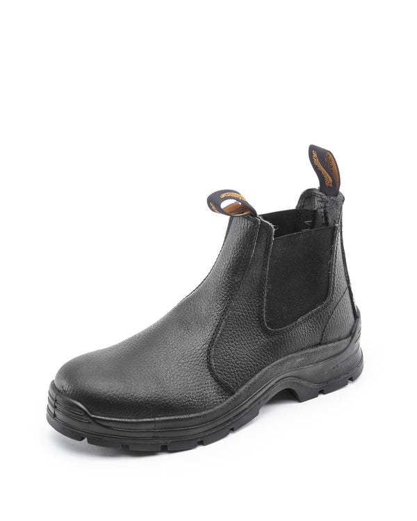 Style 310 Workfit Elastic Sided Boot - Black