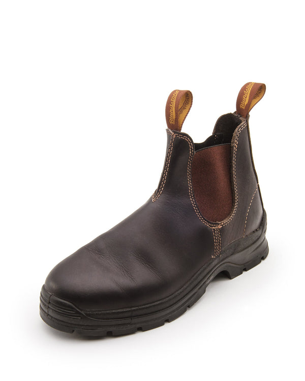 Style 405 Worklife Non-Safety Elastic Sided Boot - Brown