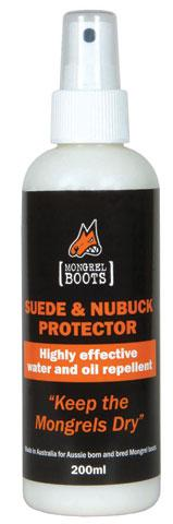 Promo Suede And Nubuck Protector - Clear