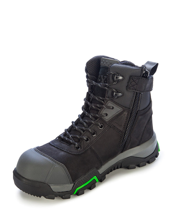 WBL-1 6.0 Safety Boot (Ladies Sizing) - Black