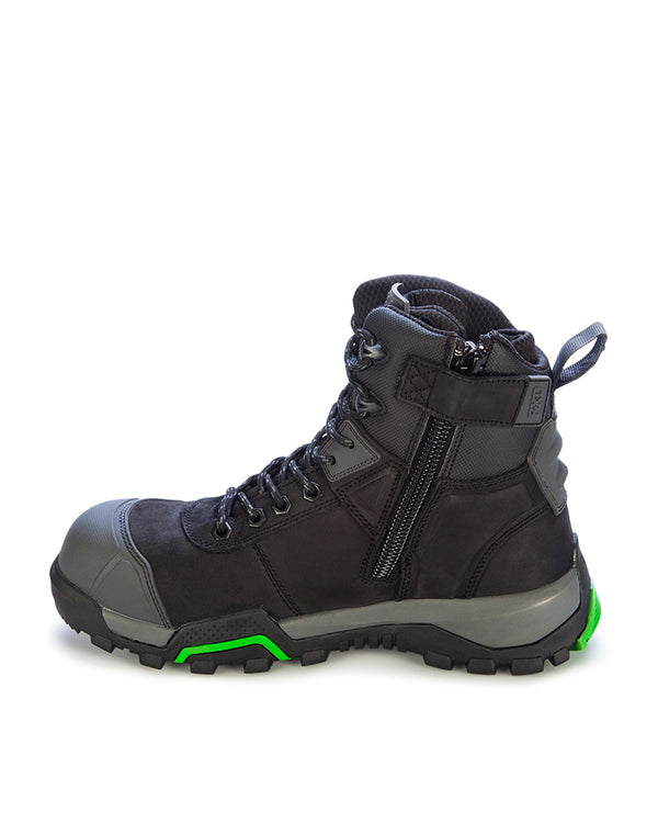 WB-1 6.0 Safety Boot - Black