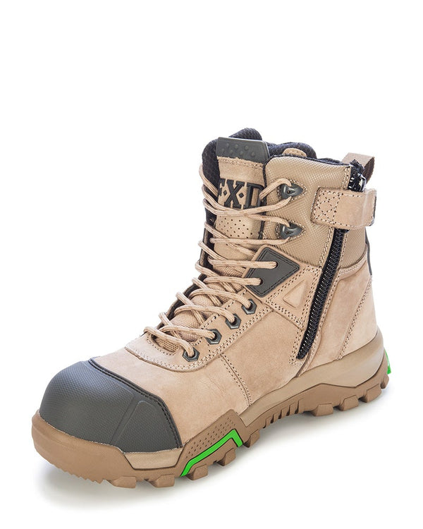WB-1 6.0 Safety Boot - Stone