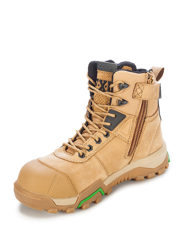 WBL-1 6.0 Safety Boot (Ladies Sizing) - Wheat