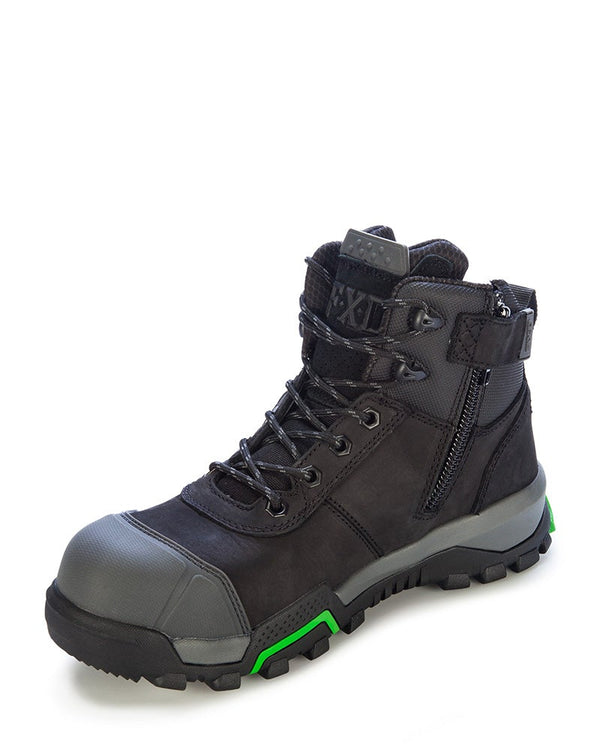 WBL-2 4.5 Safety Boot (Ladies Sizing) - Black