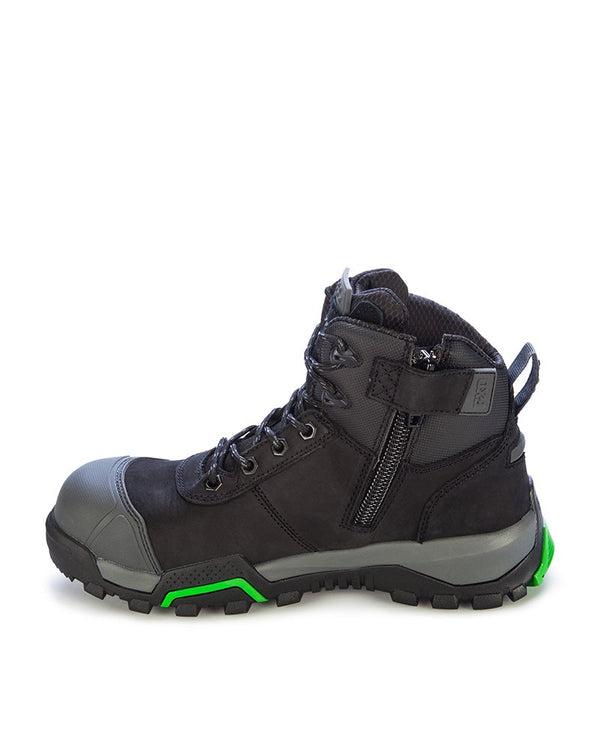 WB-2 4.5 Safety Boot - Black