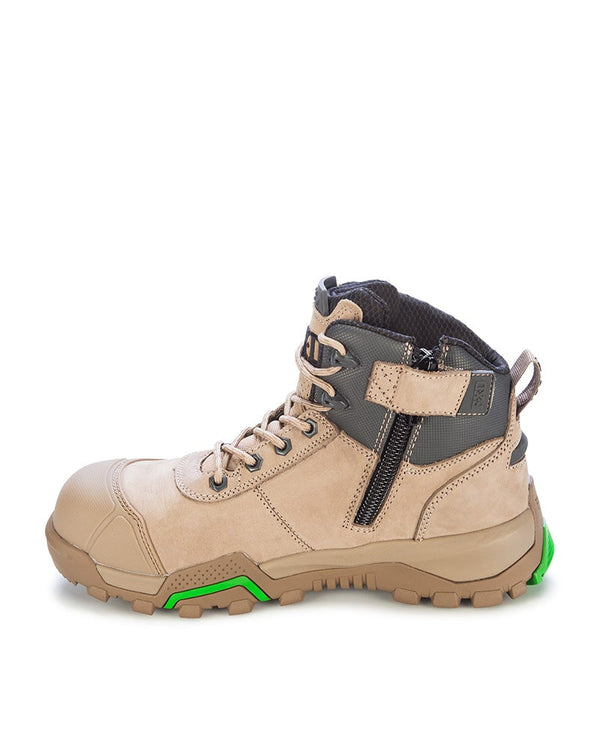 WB-2 4.5 Safety Boot - Stone