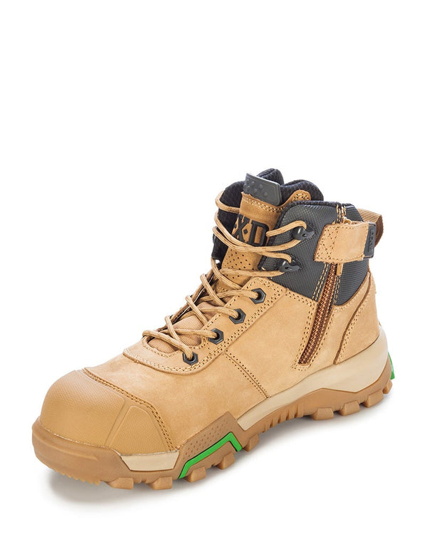 WBL-2 4.5 Safety Boot (Ladies Sizing) - Wheat