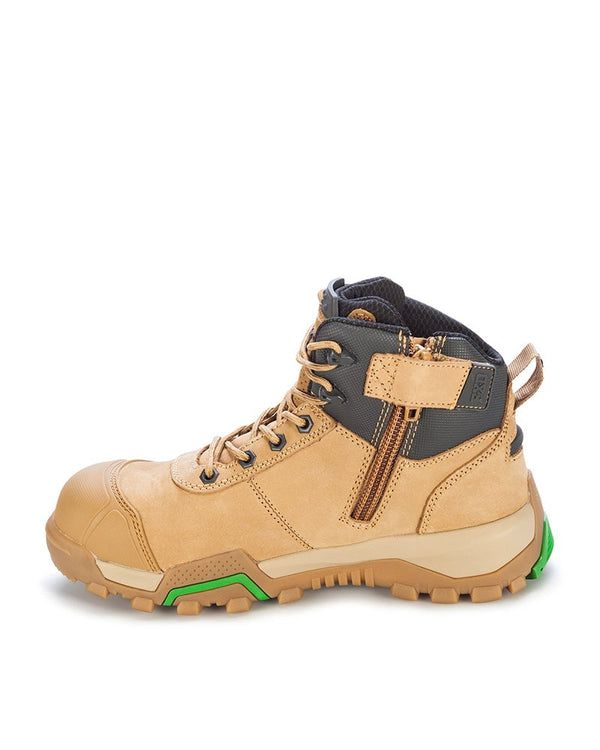 WB-2 4.5 Safety Boot - Wheat
