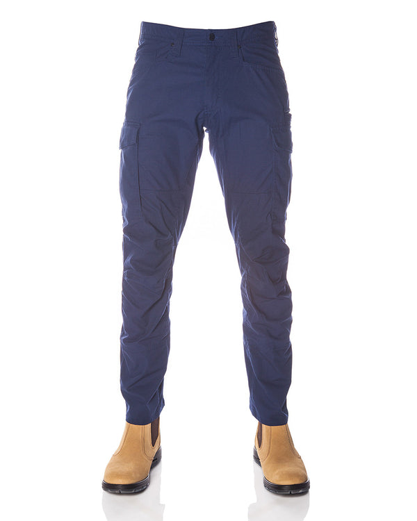 3056 Stretched Cargo Pant - Navy
