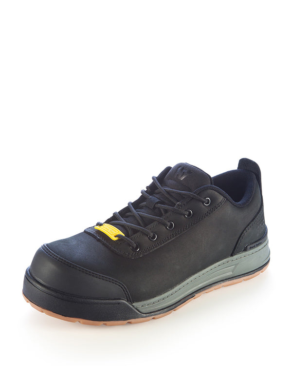 3056 Lo Safety Shoe - Black
