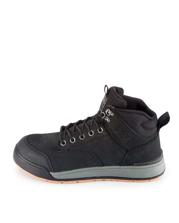 3056 Non Safety Boot - Black