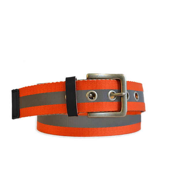 Hi Vis Safety Belt - Orange