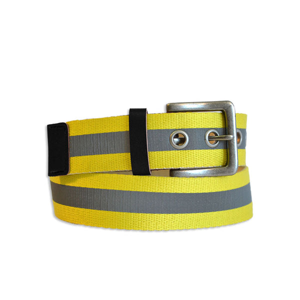 Hi Vis Safety Belt - Yellow