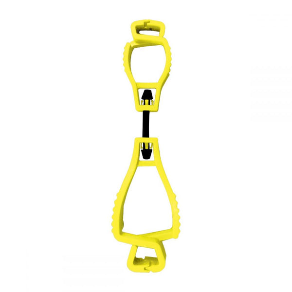 Interlock Glove Clip - Yellow