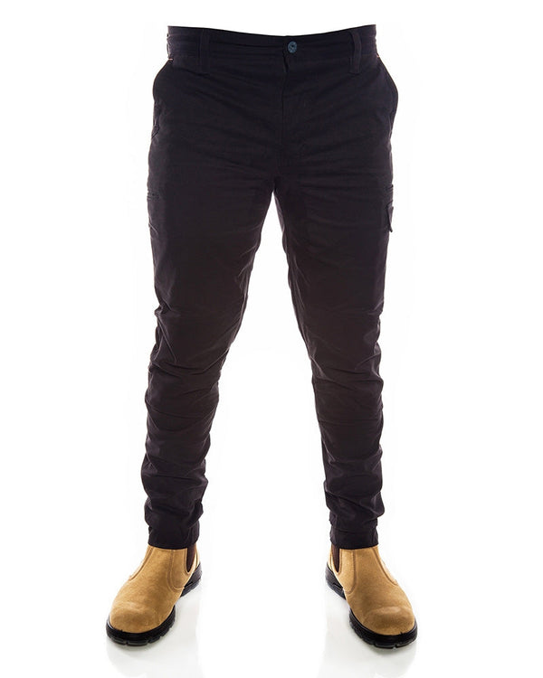 Fueled Cuffed Pant - Black