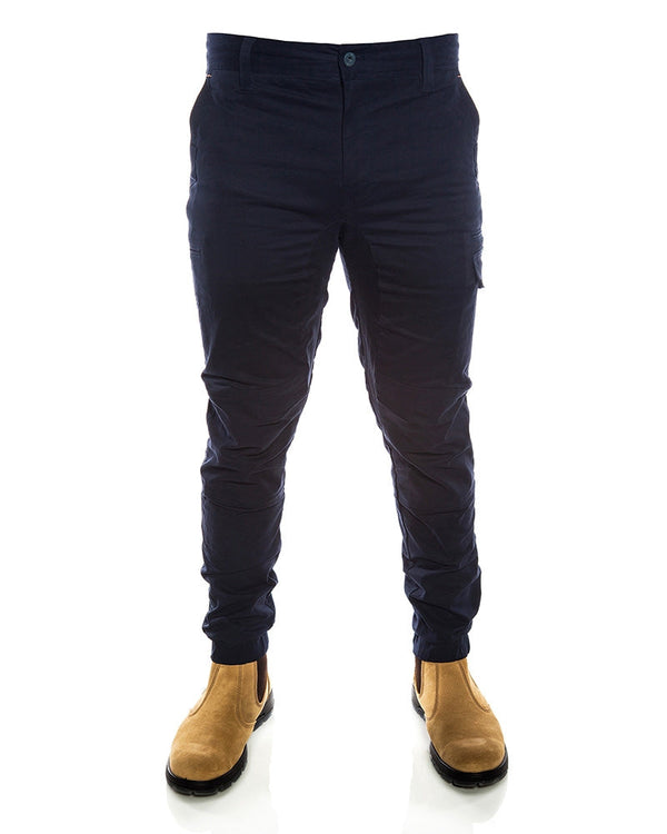 Fueled Cuffed Pant - Ink
