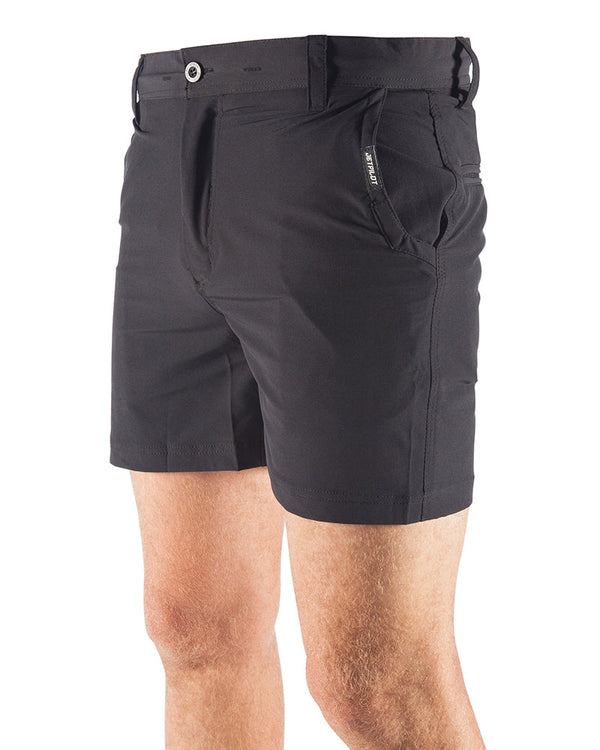 Jet Lite Fueled Walk Short - Black