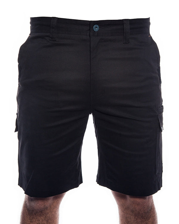 Fueled Utility Short - Black