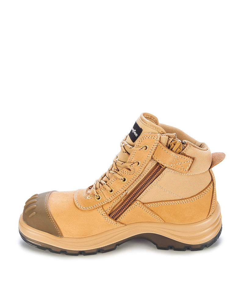 Tradie Boot - Wheat