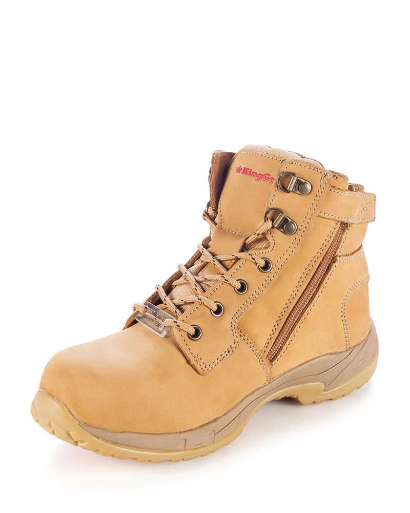 Women's Tradie Zip K27380 - Wheat