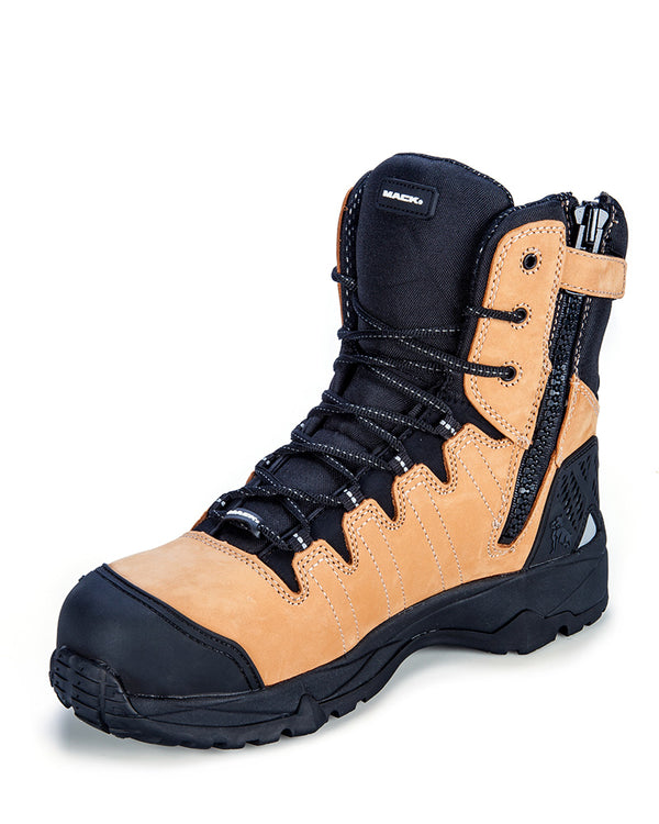 TerraPro Zip Safety Boot - Honey