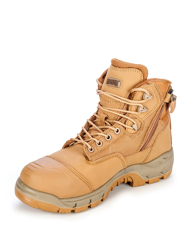 Sitemaster Lite Safety Boots - Wheat