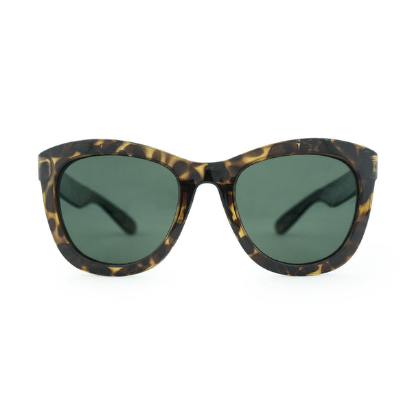 Molakai Polarised Sunglasses - Demi/G15