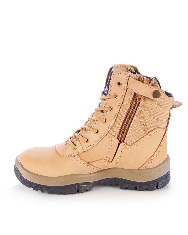 SP Zipsiders Wheat Highleg Boot - Wheat