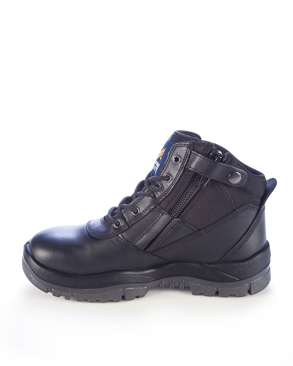 SP ZipSider Boot - Black