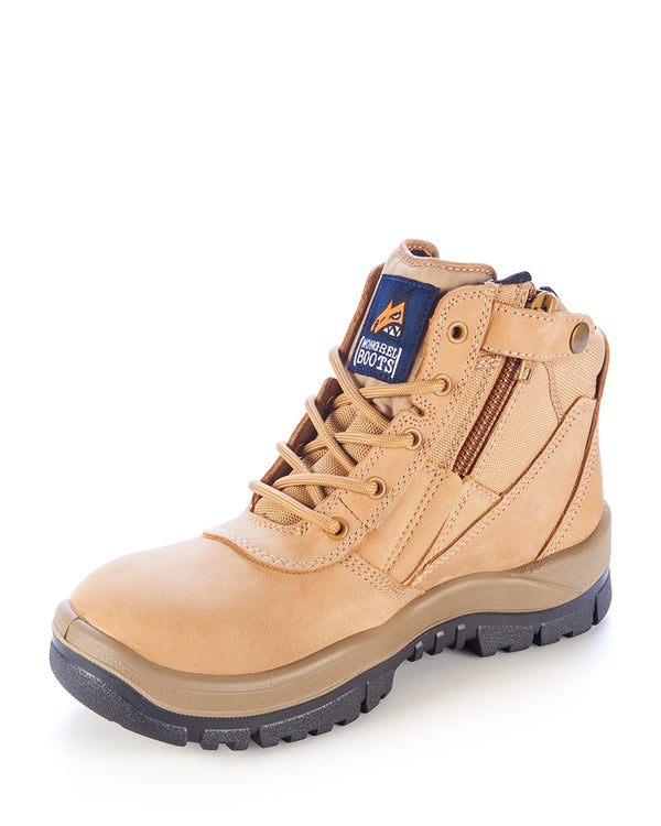 SP Zipsiders Wheat Boot - Wheat