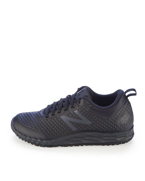 806 Mens Non Slip Fresh Foam Shoe - Black