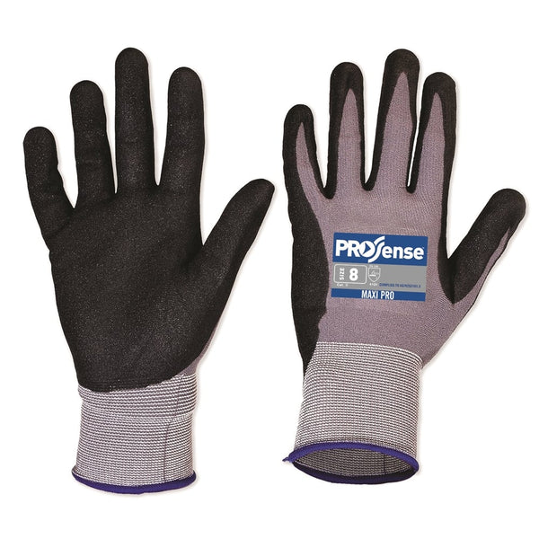 Maxipro Glove - Black/Grey