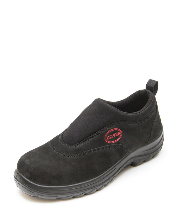 Slip on Sports Shoe - Black