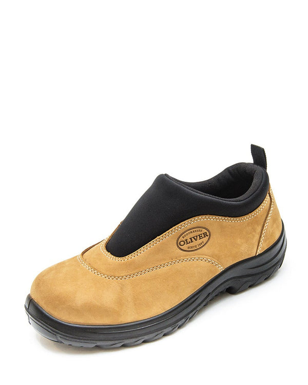 Slip on Sports Shoe - Wheat