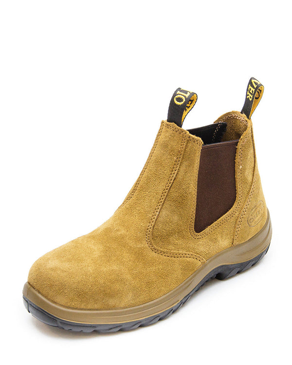 WB 34 Series Elastic Sided Boot - Beige