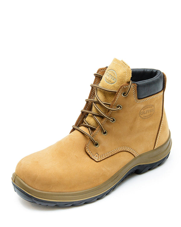 WB 34 Series Lace Up Boot - Wheat